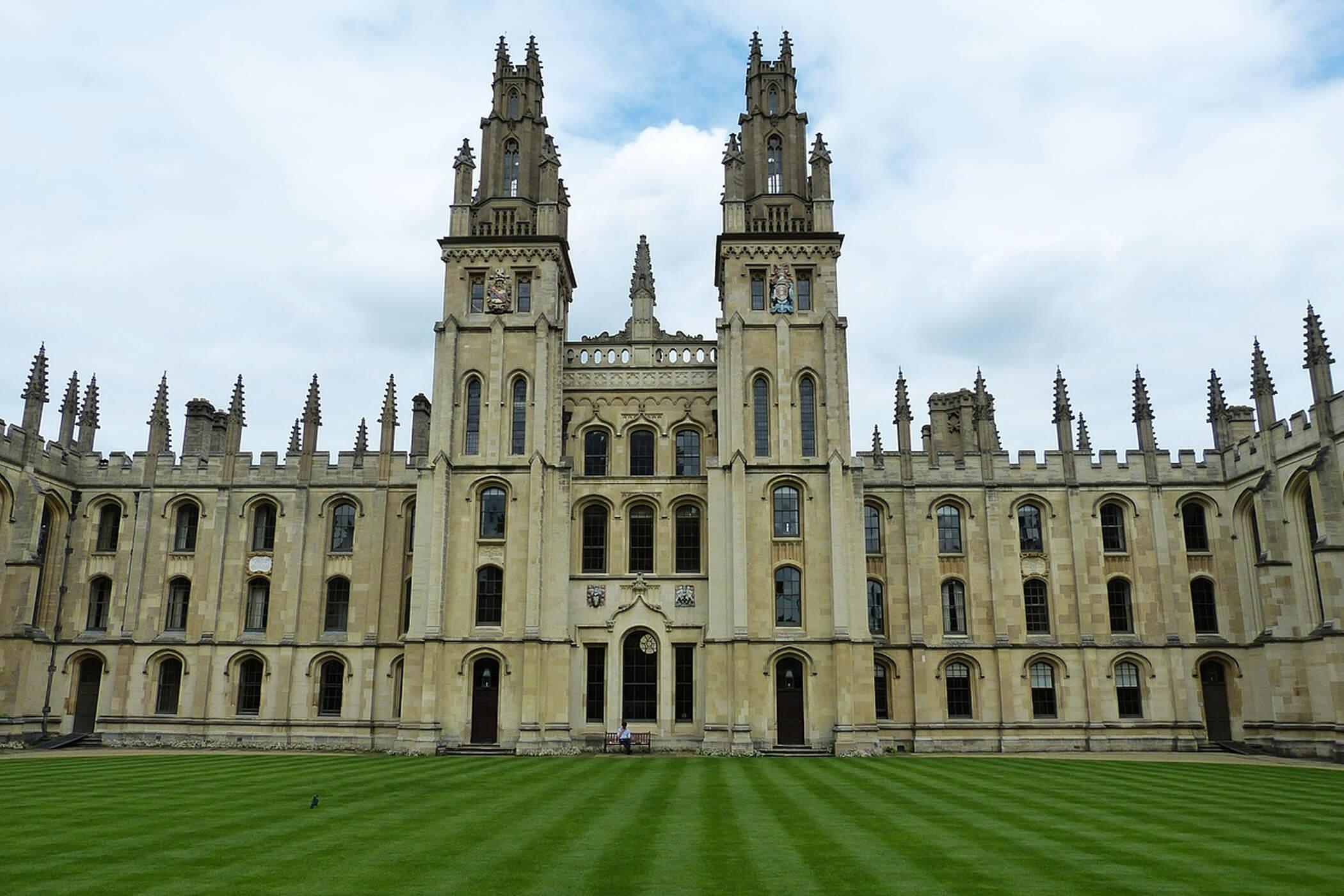 Top Universities in the World 2020