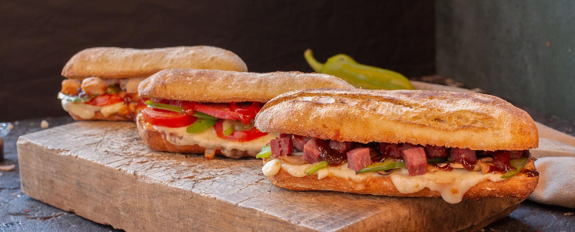 Chicago Style Beef Sandwich